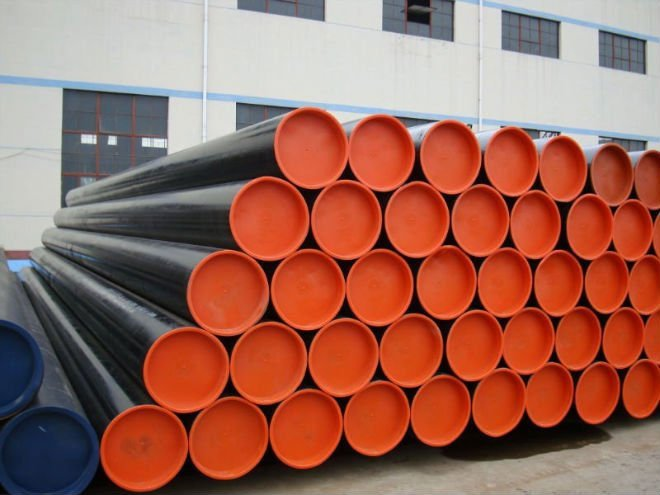 SCH 80 pipe ,schedule 80 black steel pipe