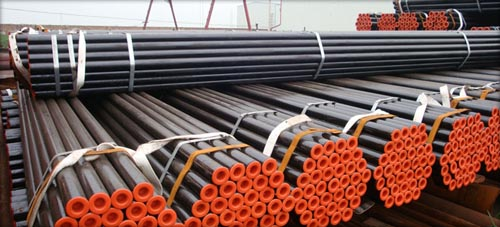 seamless pipe,SMLS steel pipe